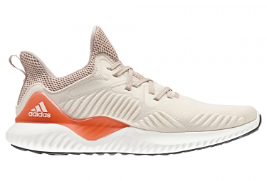 Adidas running alphabounce beyond beige orange 41 1 3