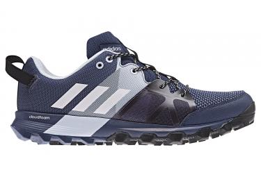 Adidas running kanadia 8 1 trail femme bleu noir 37 1 3
