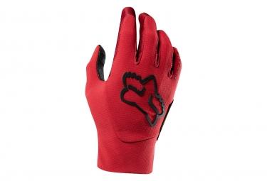 Fox Flexair Gloves - Rouge