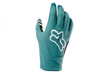 Gants longs fox flexair vert xl