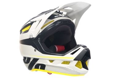Casco Integral 100% Aircraft Primer Gris