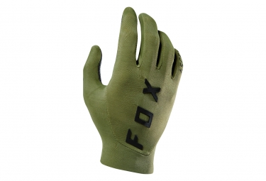 Gants Longs Fox Ascent Kaki