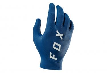 Gants Longs Fox Ascent Bleu