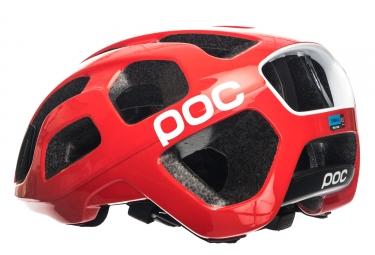 Casco Poc Octal Noir / Rouge
