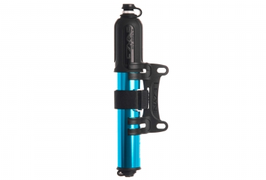 pompe a main lezyne drive hv bleu 170 mm
