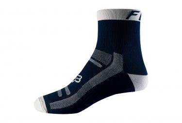 chaussettes fox 6 trail bleu 43 45