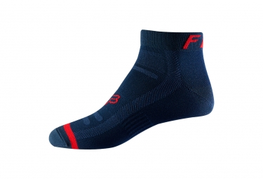 chaussettes fox 4 trail bleu 43 45