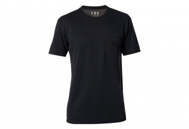 T shirt technique manches courtes fox redplate 360 noir s