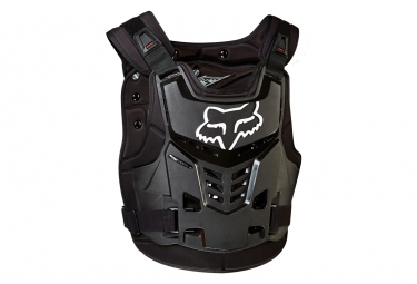 gilet de protection fox proframe lc noir l xl