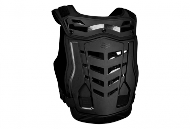 FOXFRANCE Protection Vest PROFRAME LC Black