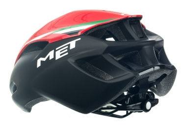 Casque MET Manta - Team UAE - Rouge Noir