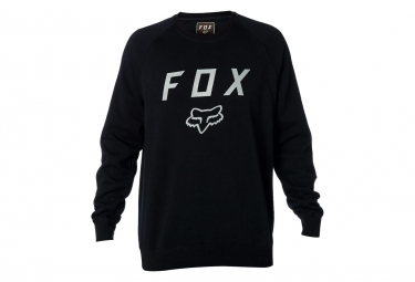 Fox Legacy Crew Sweat Schwarz