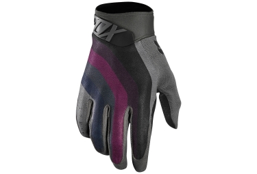 FOXFRANCE GLOVE AIRLINE DRAFTR Charcoal