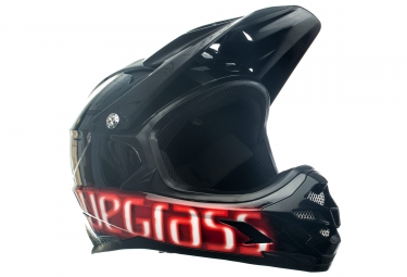 Casque integral bluegrass intox noir xl 60 62 cm