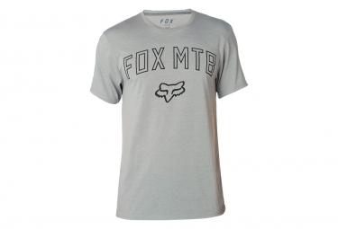 T shirt technique fox passed up gris m