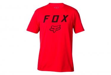 T shirt fox legacy moth premium rouge l