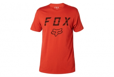 T shirt fox smoke blower premium rouge s