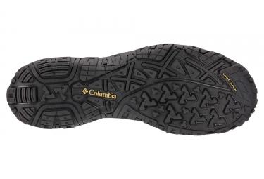 Chaussures Imperméable Columbia Redmond Mid Marron Beige