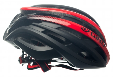 Casque Route GIRO CINDER MIPS Noir Rouge