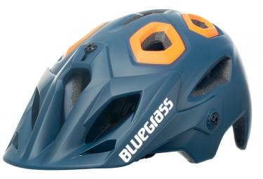 Casque Bluegrass Golden Eyes Bleu Orange