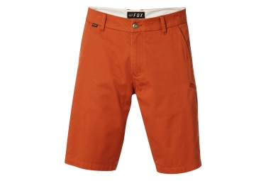 short fox essex orange 34