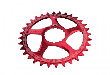 Plateau raceface cinch narrow wide direct mount rouge 28