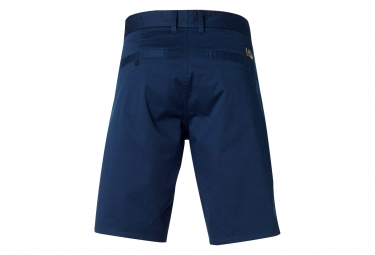 Short Fox Stretch Chino Bleu