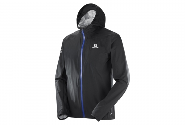 veste coupe vent salomon bonatti wp noir xl