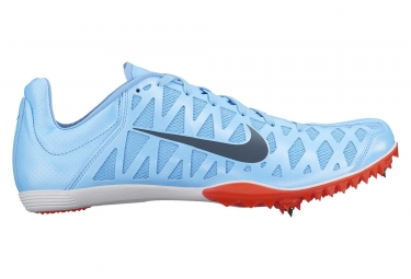 chaussures d athletisme nike zoom maxcat 4 bleu 44