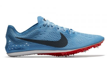chaussures d athletisme nike zoom victory 3 bleu 42