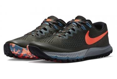 save off 04148 2de24 Chaussures de Trail Nike Air Zoom Terra Kiger 4 Kaki