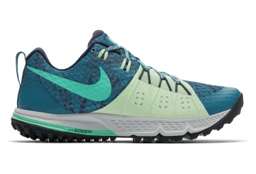 Nike Air Zoom Wildhorse 4 verde acqua blu donne