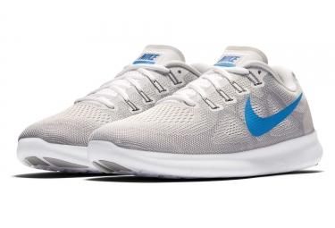 Nike Free RN 2017 Grey Blue
