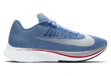 Chaussures de running nike zoom fly bleu homme 41