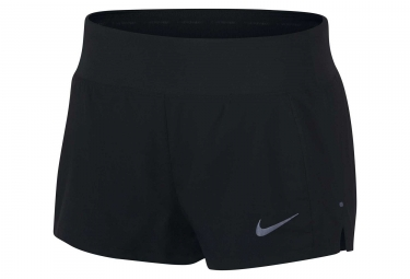 Nike Eclipse 3'' Women Sport Shorts Black