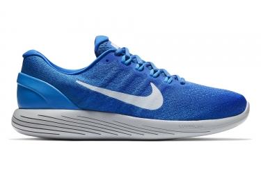 Chaussures de running nike lunarglide 9 bleu homme 44
