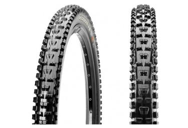 Pneu maxxis high roller ii 27 5 tubeless ready dual exo protection 3 00