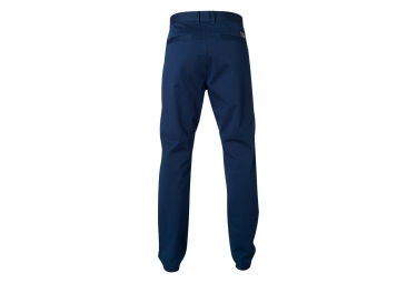 Pantalon Fox Stretch Chino Bleu