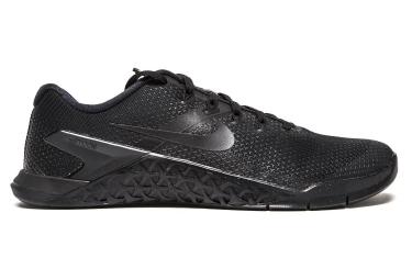 chaussures de cross training nike metcon 4 noir 45
