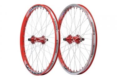 excess 351 paire de roues lite 20 x1 50 cassette rouge