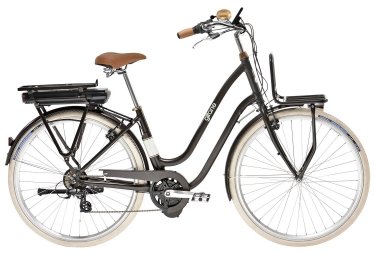 Gitane e-Classic 2018 Hybrid Urban Bike Mixed 7S Black