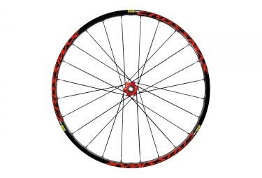 Mavic 2018 roue arriere crossmax elite 29 rouge xd 6 trous boost 12 x 148 mm