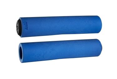 Poignées ODI F-1 Series Float 130mm Bleu
