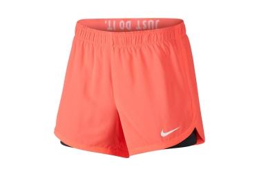 Short 2-en-1 Femme Nike Flex Rose
