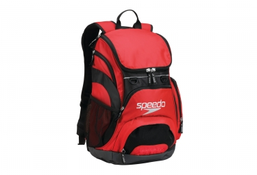 Speedo Teamster Backpack Red