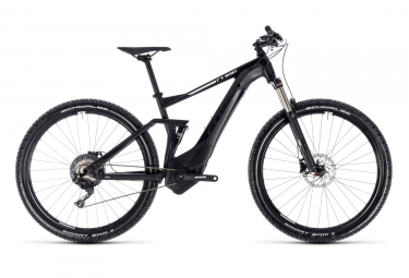 Electric MTB Bicycle Cube Stereo Hybrid HPA 120/140 SL/PRO/RACE 27.5/29