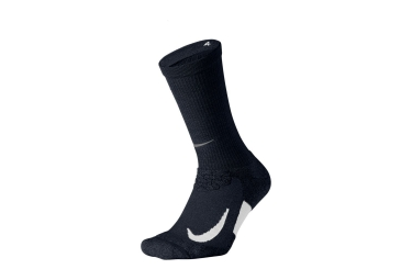 Paire de Chaussettes Nike Elite Cushioned Crew Noir