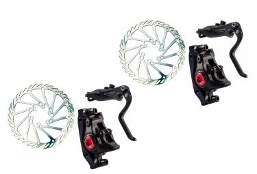 freins a disque hydrauliques clarcks m3 noir