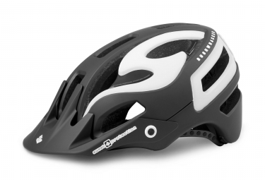 Casque sweet protection bushwhacker ii noir blanc l xl 59 61 cm
