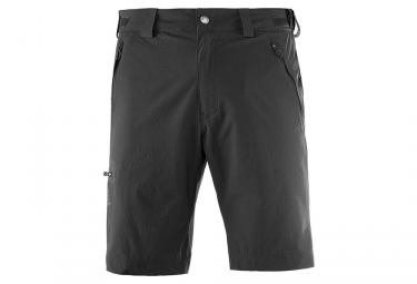 Short salomon wayfarer noir 46